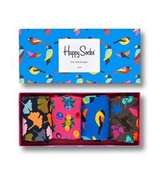 Giftbox 4-pack skarpety happy socks - xfor09-8000
