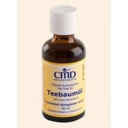 Bio olejek z drzewa herbacianego tea tree oil, 50 ml cmd