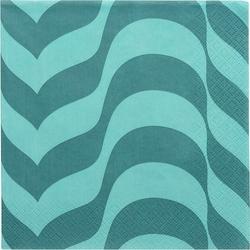 Serwetki alvar aalto 20 szt. seablue