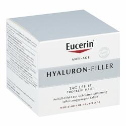 Eucerin Hyaluron-Filler Krem wypełniający zmarszczki - sk. sucha
