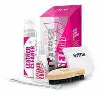 Gyeon Q2M Leather Set MILD – zestaw do bieżącej pielęgnacji skóry