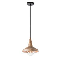 Lampa wisząca ARRAKIS Ø28cm naturalne drewno - 3