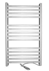 Grzejnik elektryczny siena 300x720, biały elektryczny suchy, suszarka łazienkowa