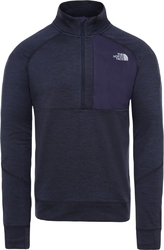 Bluza męska the north face ambition 14 zip t93yvmld7