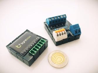Wzmacniacz RGB 15A mini