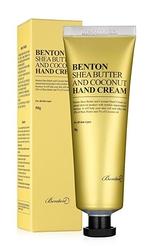 Benton krem do rąk shea butter and coconut hand cream 50g