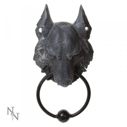 Wilk - kołatka do drzwi