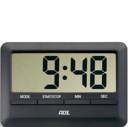 Minutnik elektroniczny z wyświetlaczem lcd - ade czarny ad-td 1601