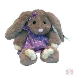 Plusz króliczka ewelinka 18 cm 9636