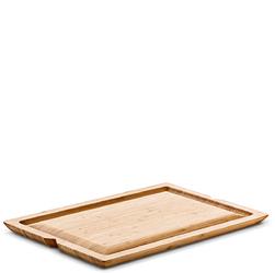 Deska do krojenia bambusowa z wyżłobieniem Rosendahl Grand Cru 30x45cm 25662