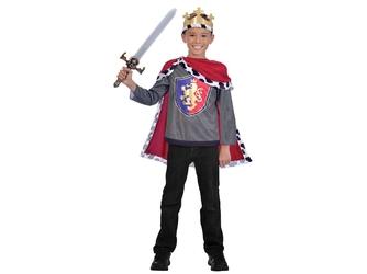 Kostium król rycerz dla chłopca - 810 lat 134