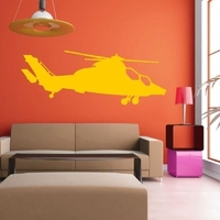 Szablon malarski helikopter 1599