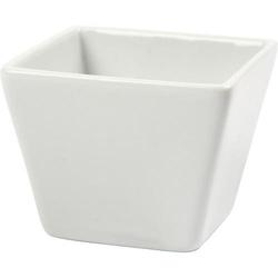Mini pojemnik z porcelany 6x6x5 cm