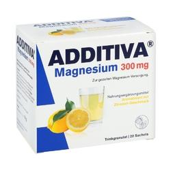 Additiva magnesium 300 mg n proszek