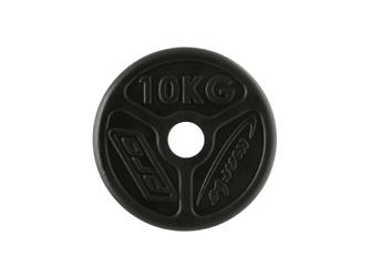 Obci��enie olimpijskie �eliwne 10kg MW-O10-OLI - Marbo Sport - 10 kg