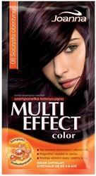 Joanna Multi Color, szampon koloryzujący w saszetce, 08 soczysta oberżyna