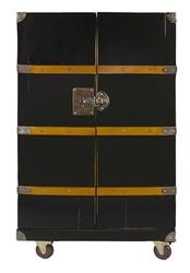 Authentic models barek polo club, czarny mf114b