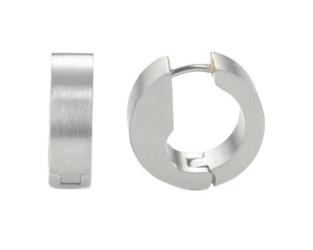 Kolczyki magnetyczne kółka 664-1, stal chirurgiczna