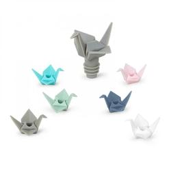 Korek do butelek i oznaczenia kieliszków Origami