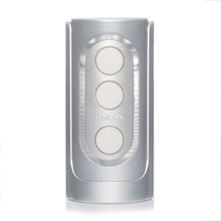 Tenga flip hole - najlepszy masturbator elektroniczny srebrny