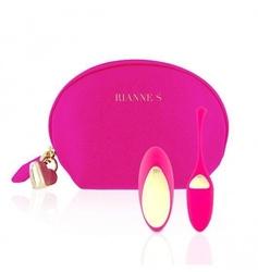 Jajko z wibracjami rianne s essentials pulsy playball różowy   100 dyskrecji   bezpieczne zakupy