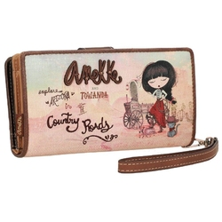 Anekke arizona country portfel z paskiem 7826 nn