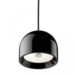 Flos :: lampa wisząca wan s black