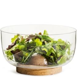 Misa mała do serwowania sałatek, ryżu, ziemniaków sagaform nature sf-5017735