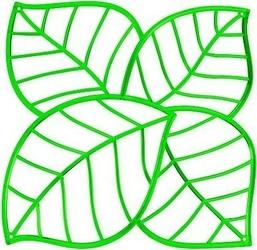 Panel dekoracyjny leaf zielony