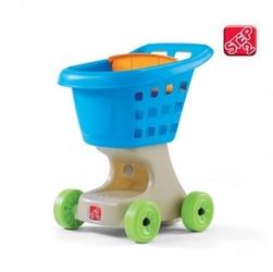 Step2 wózek na zakupy niebieski