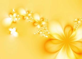 Bukiet kwiatów - fototapeta