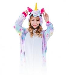 Kigurumi onesie piżama kombinezon stars gwiazdki