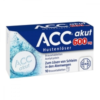 Acc akut 600 tabletki musujące