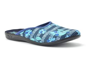 Pantofle pełne adanex 23860 nccz