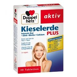 Doppelherz kieselerde plus int.kur+zi.+bio.+cal. tabletki