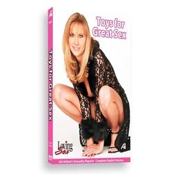 Sexshop - dvd edukacyjne - alexander institute toys for great sex educational dvd - akcesoria erotyczne - online