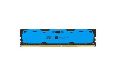 GOODRAM DDR4 IRIDIUM 4GB2400 15-15-15 5128 Niebieska