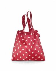 Siatka mini maxi shopper ruby dots