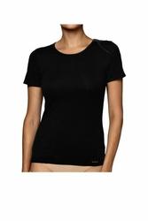 Atlantic BLV-199 czarna Koszulka damska