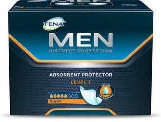 TENA Men Super Level 3 x 20 sztuki