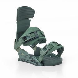 Wiązania snowboardowe drake reload green camo 2020