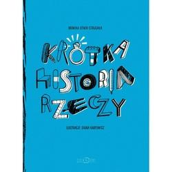 Książka krótka historia rzeczy