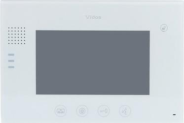 Monitor wideodomofonu vidos m670w  - szybka dostawa lub możliwość odbioru w 39 miastach