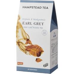 Hampstead | earl grey - herbata czarna liściasta 100g | organic