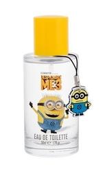 Minions minions 3 perfumy dla dzieci - woda toaletowa 50ml