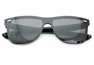Okulary nerd pełne przeciwsłoneczne uv400 - stc15