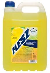 Flesz, lemon power, uniwersalny płyn myjący, 5l