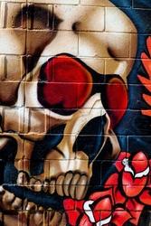 Fototapeta graffiti 152p