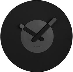 Zegar na ścianę In Touch Nextime czarny 3189 ZW