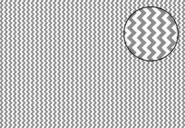 Szare zygzaki - fototapeta